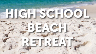 High School Beach Retreat