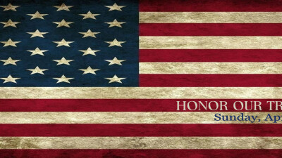 Honor Our Troops Sunday
