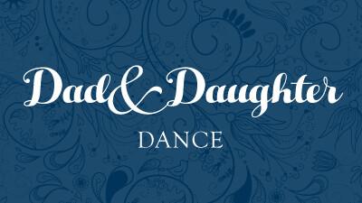 Dad & Daughter Dance