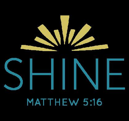 shine logo web