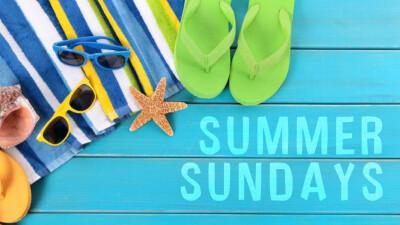 Summer Sunday Lake Day