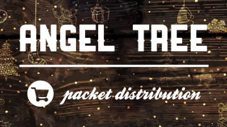 Angel Tree - Packet Distribution 2018