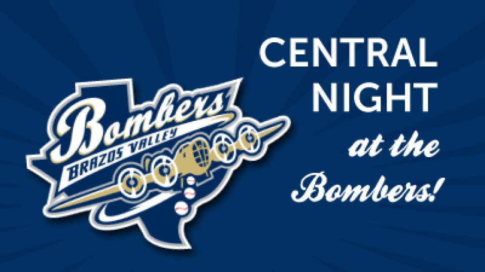 Central Night at the Brazos Valley Bombers