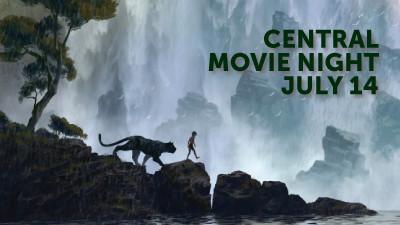 Central Movie Night - The Jungle Book