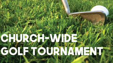 Church-Wide Golf Tournament