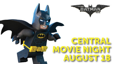 Central Movie Night - Lego Batman