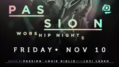 Passion Worship Night
