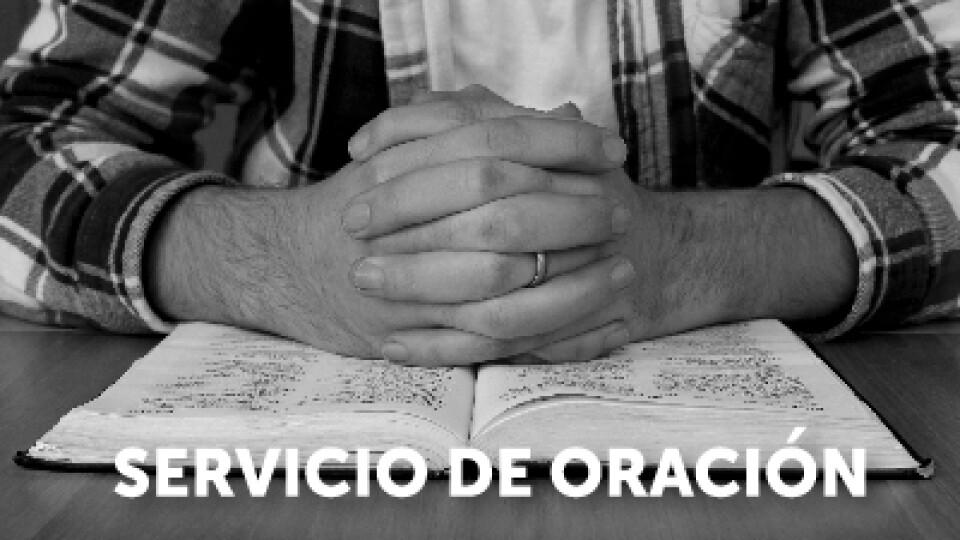 Servicio de Oracion
