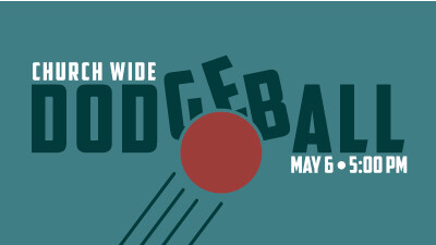Church Wide Dodgeball