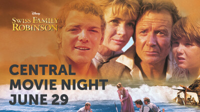 Central Movie Night - Swiss Family Robinson