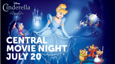 Central Movie Night - Cinderella