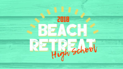 High School Beach Retreat
