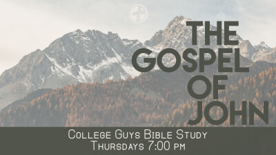 College Guys Bible Study