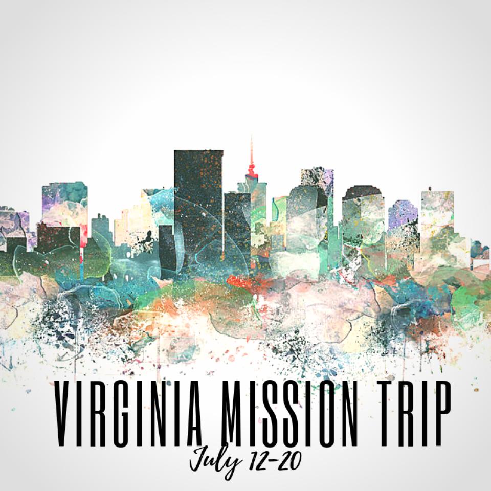 Virginia Mission Trip