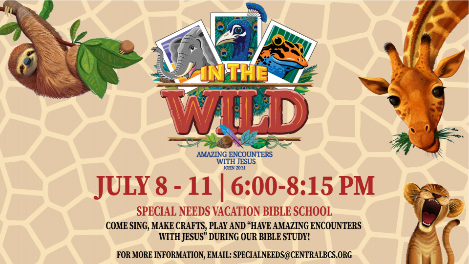 Special Needs VBS
