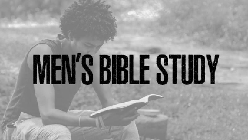 Monday Men's Bible Study