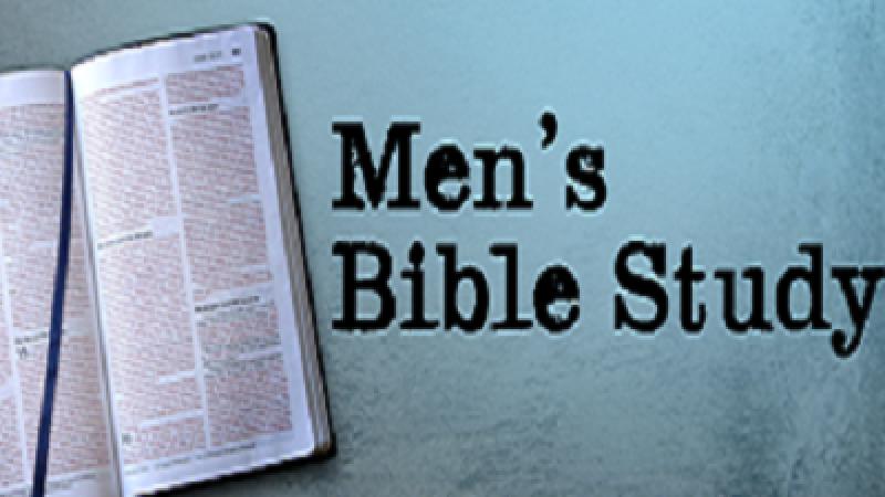 Legacy Men's Bible Study