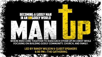 Wednesday Night Man Church