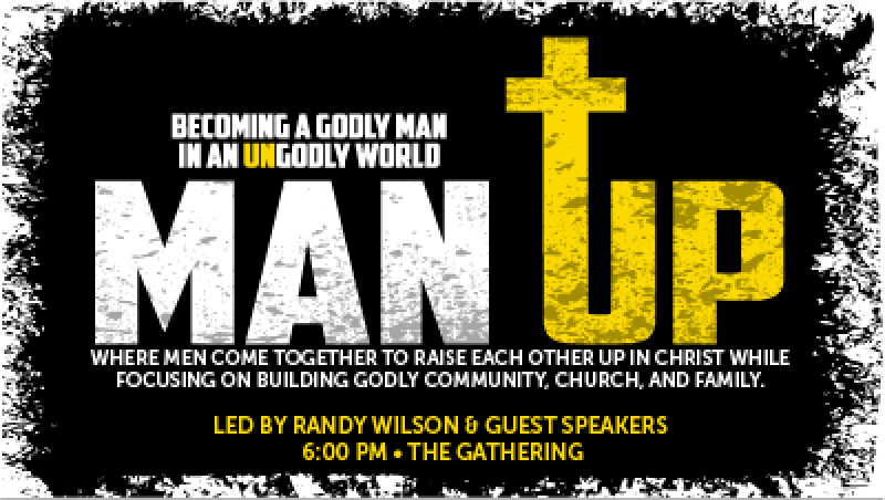 Wednesday Night Man Church