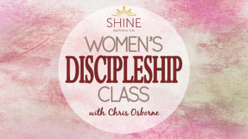 Women's Discipleship Class