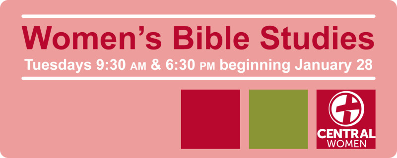 Women's AM Bible Study Spring 2020