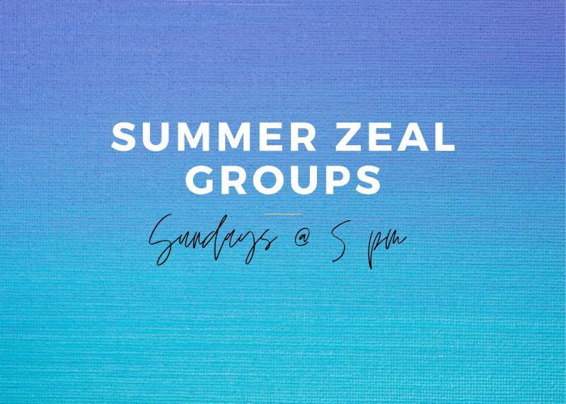 Summer Zeal