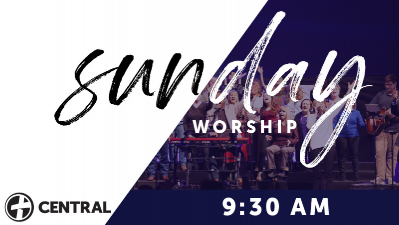 Sunday 9:30 Worship