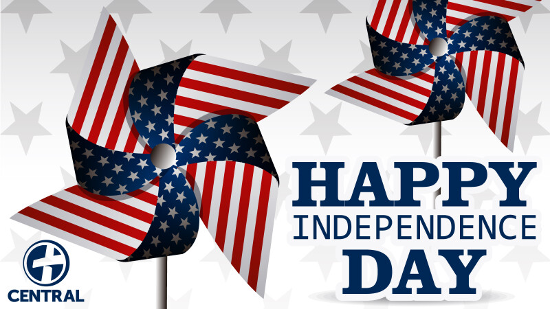 Offices Closed - July 4th Holiday