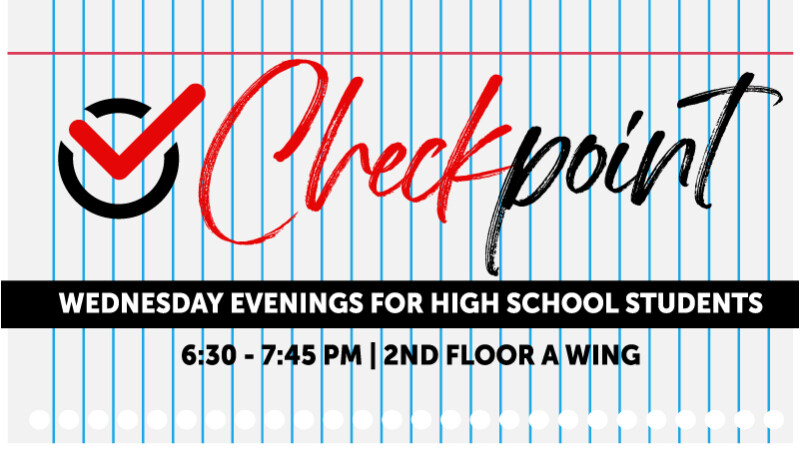 High School Checkpoint