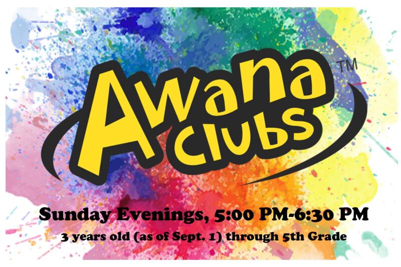 AWANA: End of Year