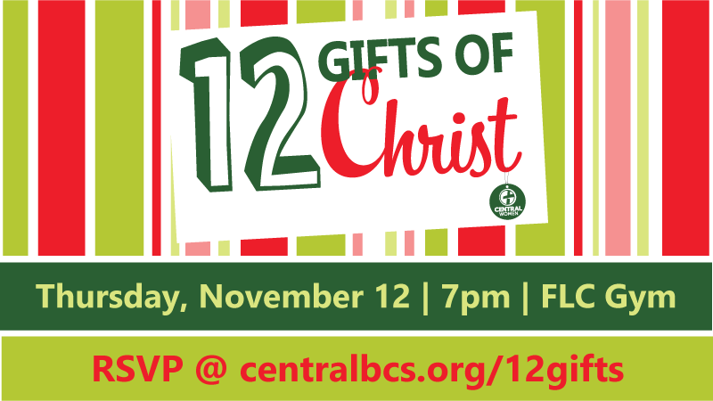 12 Gifts of Christ