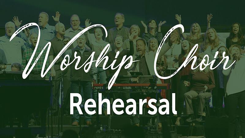 Sunday Choir Rehearsal