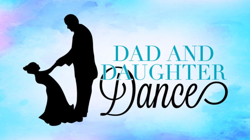 Dad and Daughter Dance
