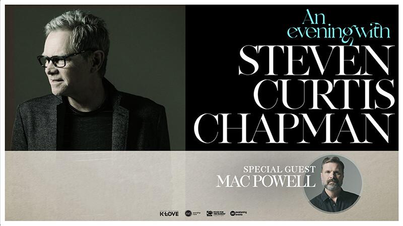 An Evening with Steven Curtis Chapman