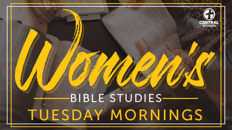 Women's Tuesday Morning Bible Studies